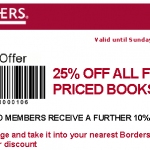 What You Should Know About Borders, Book Depository & MPH Book Sale
