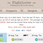 For Budget Airlines Lovers, Check Out FlightLover Today